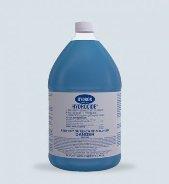 HYDROX HYDROCIDE disinfectant cleaner 64oz - 2 Quarts