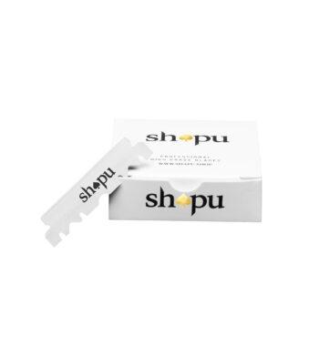 shapu razor blades pre cut 100ct