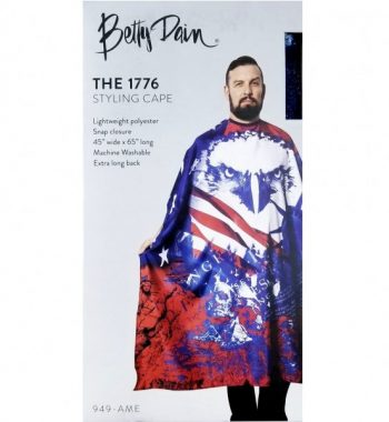 Betty Dain The 1776 Styling Cape