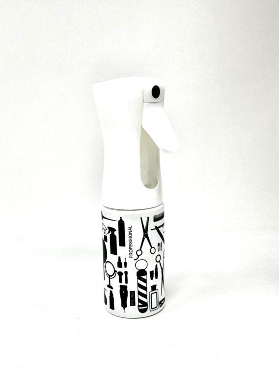 salon beauty Mist bottle white graphic 200ml