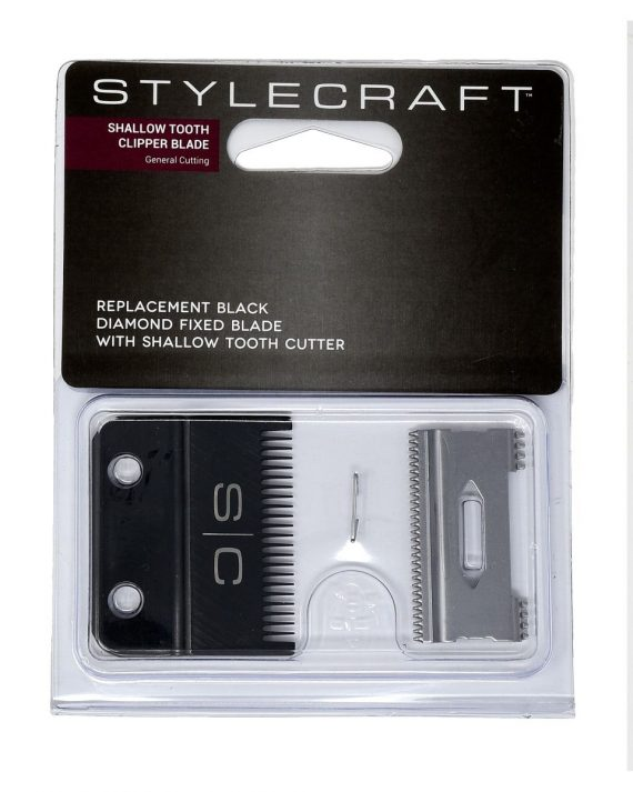 StyleCraft Shallow Tooth clipper blade