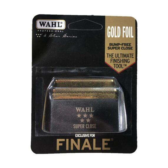Wahl 5-star Finale Shaver Replacement Foil black