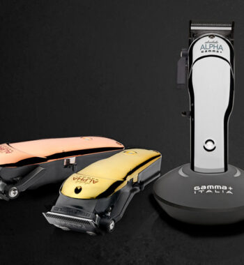 Gamma+ Absolute Alpha Clipper 2.0 updated edition with fusion DLC blade and optional Stretch slide bracket