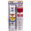 Wahl 8-Pack Colored Comb Guides #3170-400 – guards set