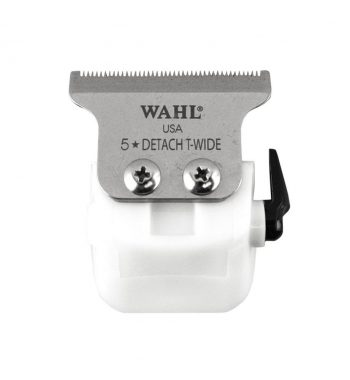 wahl detach T-wide adjustable lever trimmer blade 2227