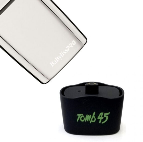 Tomb45 powerclip fits BaByliss FoilFX02 Shaver