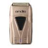 Andis Profoil Lithium Titanium Foil Shaver Copper chrome #17220