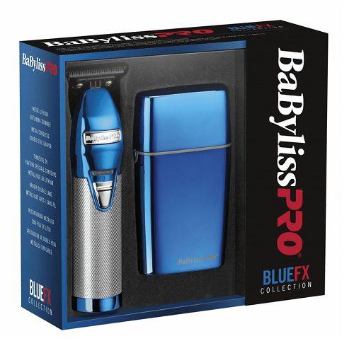 BaBylissPro BlueFX Collection Combo FXHOLPK2BC