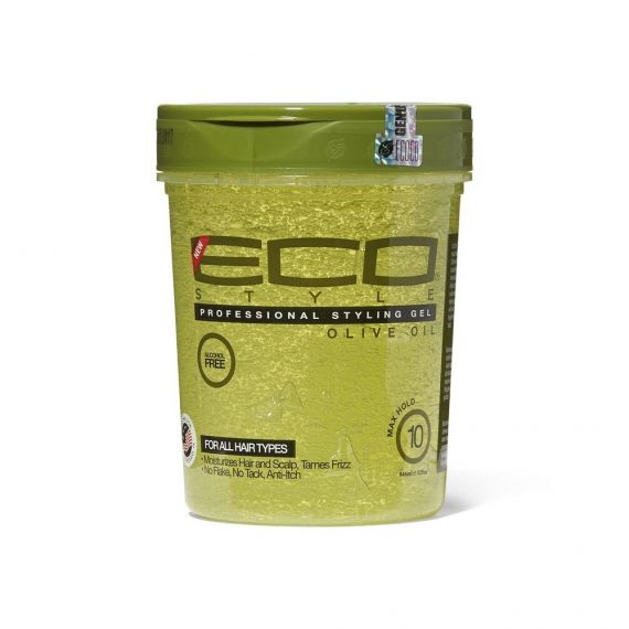 Eco Style Olive Oil Styling Gel 32 oz
