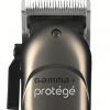 Gamma + Alpha protege Gunmetal cordless clipper