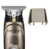 Gamma + Hitter protege Gunmetal cordless trimmer