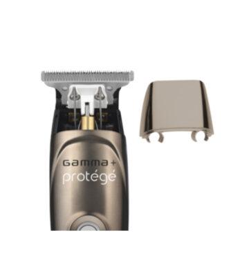 Gamma + Hitter protege Gunmetal cordless trimmer