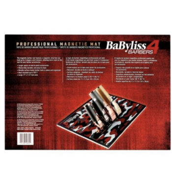 BaByliss4Barbers Professional Magnetic Mat