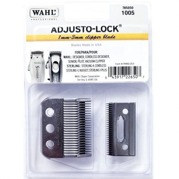 Wahl Adjusto-Lock Clipper Blade 1005