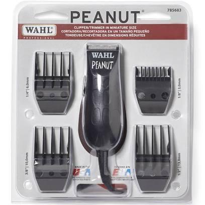 Wahl Peanut Trimmer black