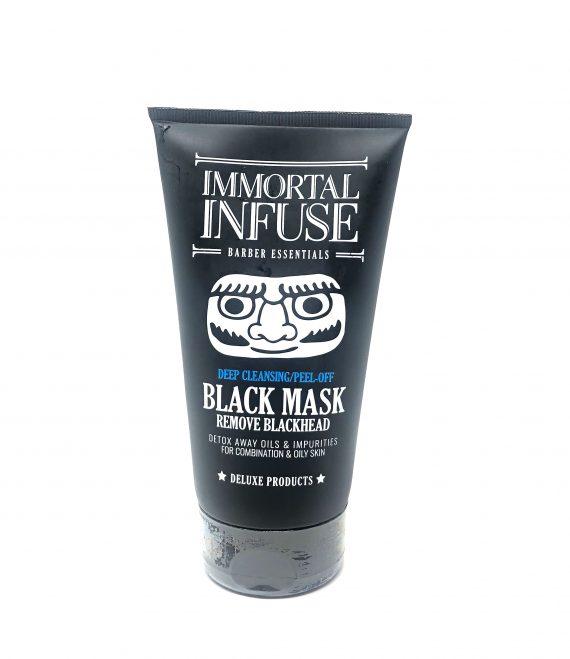 Immortal Infuse deep cleansing peel off Black Mask