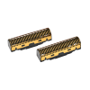 Gamma+ Wireless Prodigy Gold Titanium Replacement cutters – forged