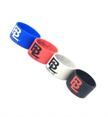 Barber life clipper grip band - multi colors