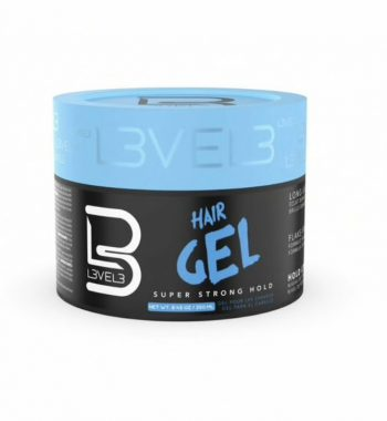 L3VEL3™ Hair Styling Gel - 250 ml