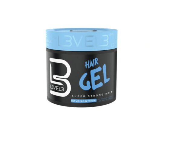 L3VEL3™ Hair Styling Gel - 500 ml