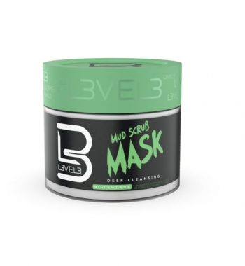 L3VEL3™ Mud Facial Scrub 500 ml