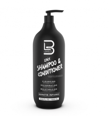 L3VEL3™ 2 IN 1 Shampoo & Conditioner 1000 ml