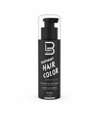 L3VEL3™ Beard Color - Black Dye 100 ml