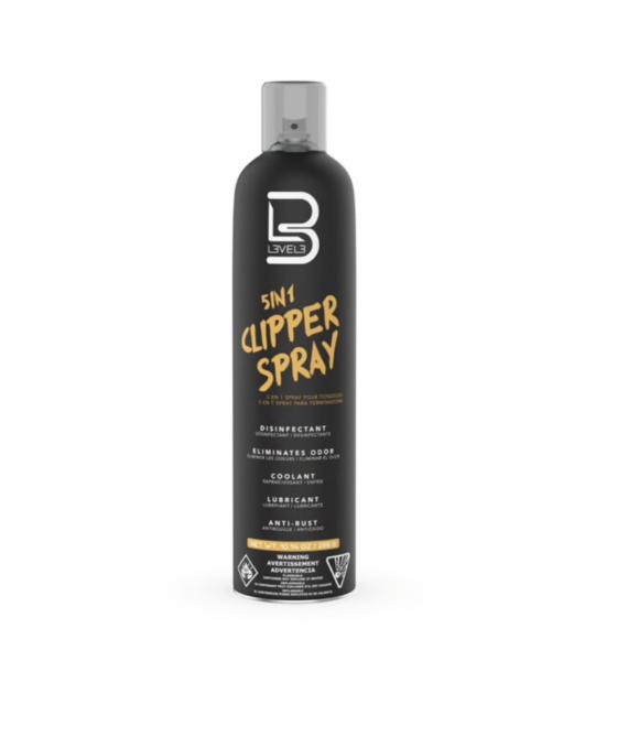 L3VEL3™ 5-in-1 Clipper Spray 300 ml