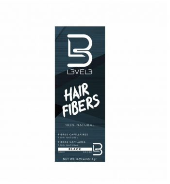 L3VEL3™ Hair Fibers - Black
