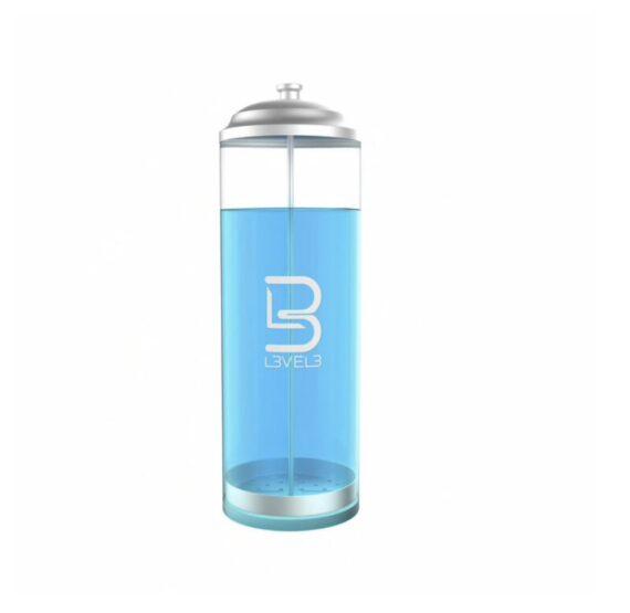 L3VEL3™ Acrylic Disinfecting Jar