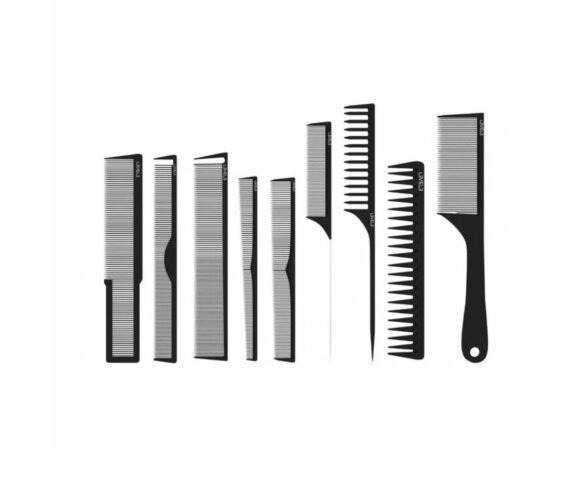 L3VEL3™ Hair Comb Set - 9 Pc