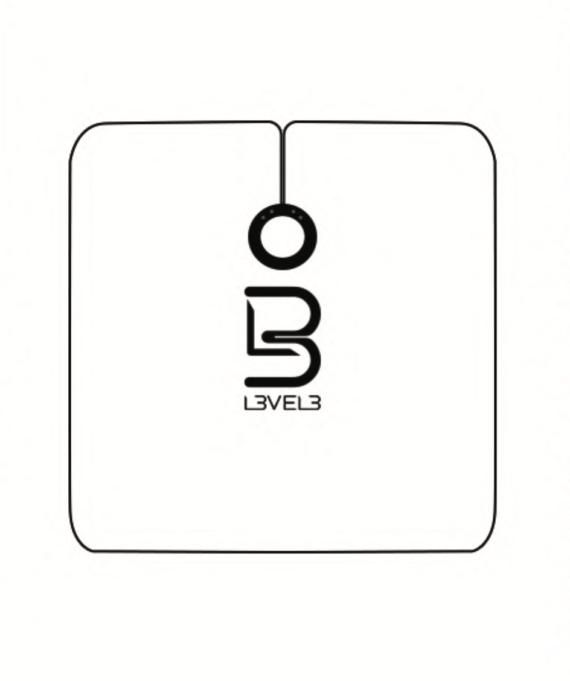 L3VEL3™ Professional Cutting Cape - White