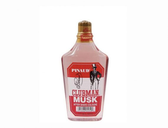Pinaud Clubman Musk After Shave Cologne 6 oz