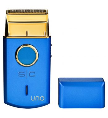 StyleCraft UNO cordless single foil li shaver - blue