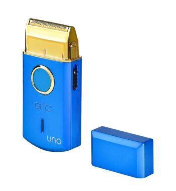 StyleCraft UNO cordless single foil li shaver - blue