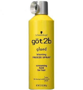 got2b Glue Blasting Freeze Spray - Screaming Hold 12 oz