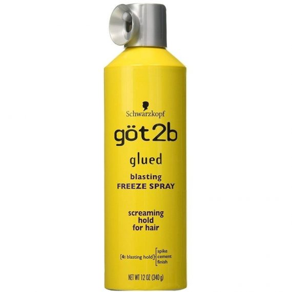 got2b Glue Blasting Freeze Spray - Screaming Hold 12 oz