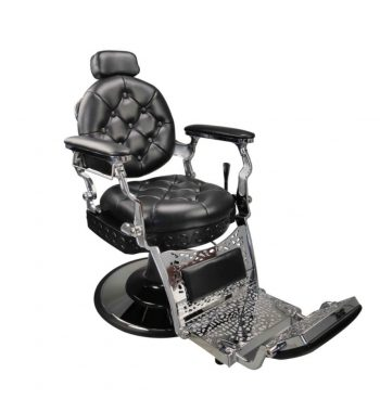 AYC MADISON BARBER CHAIR - Black