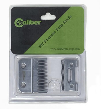CALIBER 357 MAGNUM REPLACEMENT PREMIER FADE BLADES