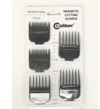 Caliber Magnetic cutting guards guide set 5pcs