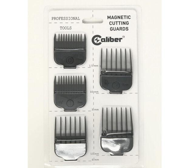 Caliber Magnetic cutting guards guide set 5pcs