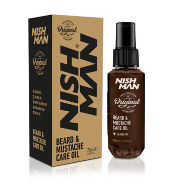 NISHMAN Beard & Mustache Care Oil 75 ml