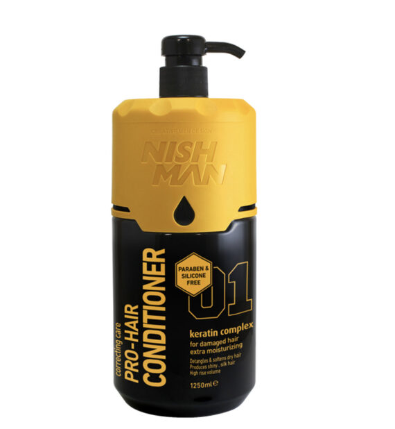NISHMAN Pro Hair Conditioner Keratin Complex 1250 ml