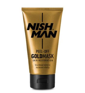 NISHMAN Peel Off Gold Mask Skin Restoration 150 ml