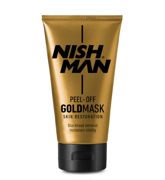NISHMAN Peel Off Gold Mask Skin Restoration 150 ml