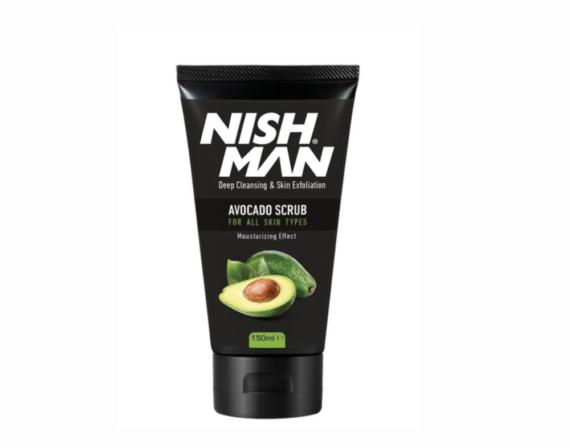 NISHMAN Avocado Face Scrub 150 ml