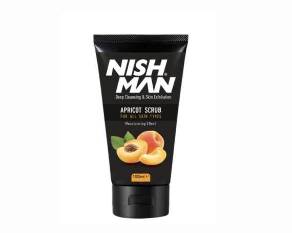 NISHMAN Apricot Face Scrub 150 ml