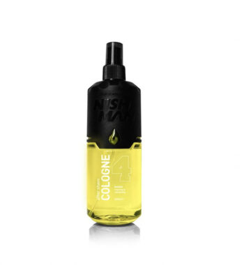 NISHMAN After Shave Cologne 4 Lemon 400 ml
