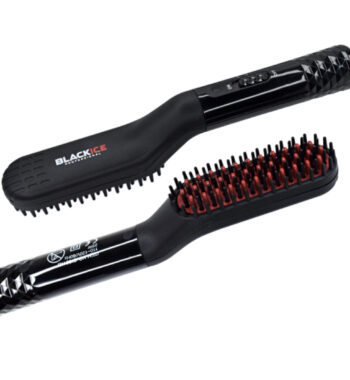 Blackice Professional Straightening Brush for beard & hair