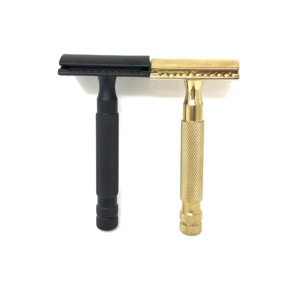 Classic Safety Razor Holder - 2 colors available